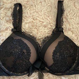 Victoria's Secret Designer Crystal Lace Si…
